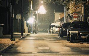 lockdown street light